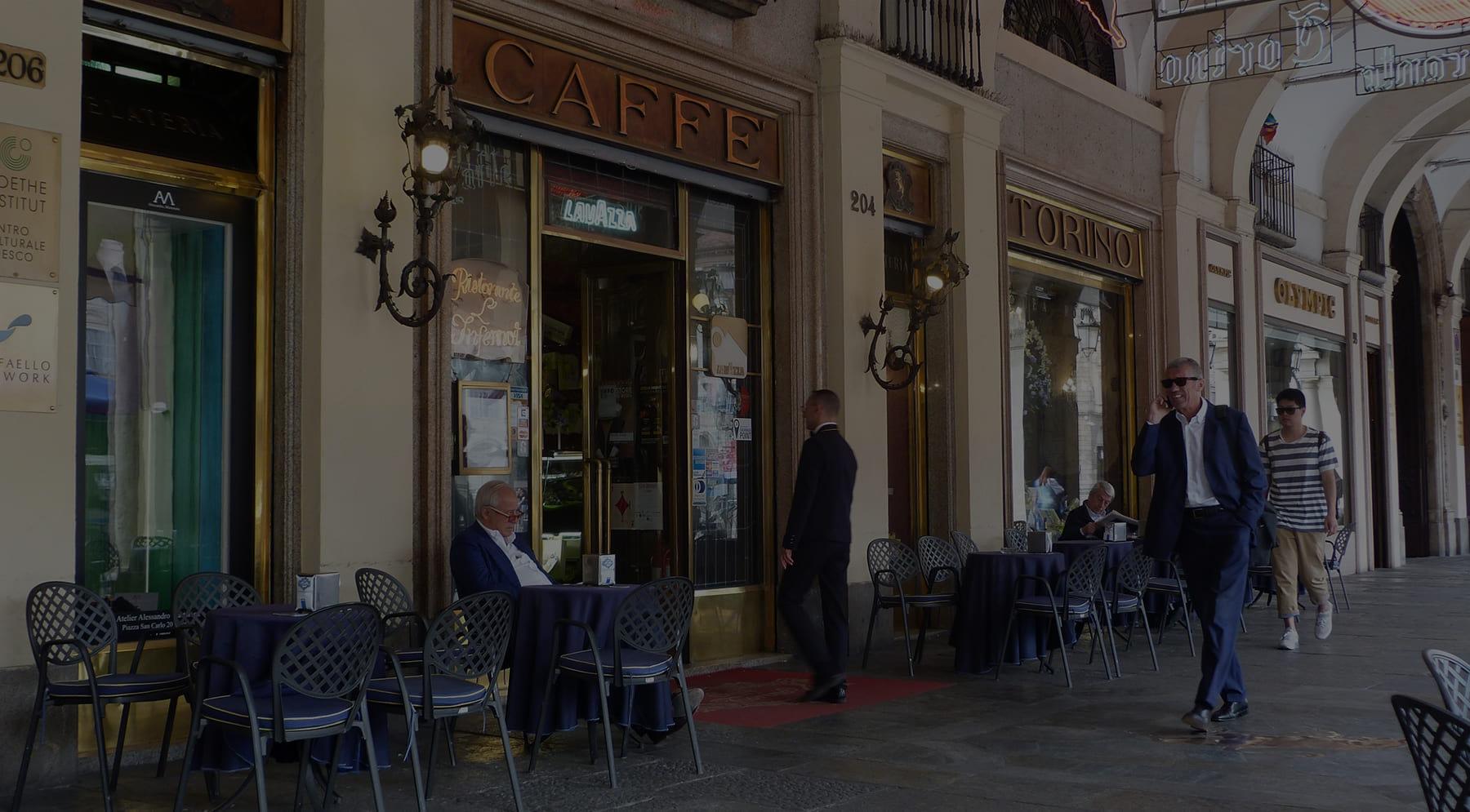 Il salotto di Torino