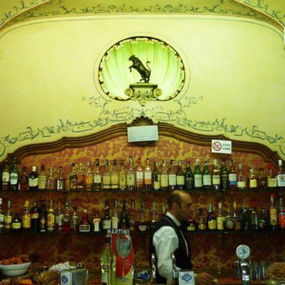 bancone bar Caffè Torino