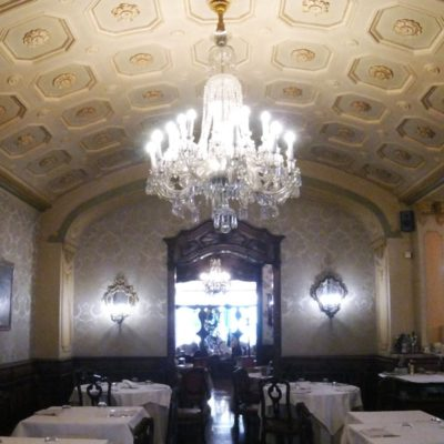 salotto caffè Torino