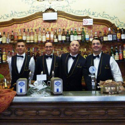 Staff Professionale Qualificato Caffè Torino